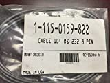 115-0159-822, CABLE 10' RS 232 9 PIN, RAVEN