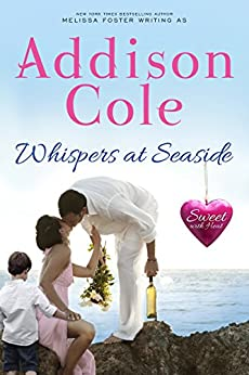 Whispers at Seaside (Sweet with Heat: Seaside Summers) by [Cole, Addison]