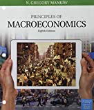 img - for Bundle: Principles of Macroeconomics, Loose-leaf Version, 8th + LMS Integrated MindTap Economics, 1 term (6 months) Printed Access Card book / textbook / text book
