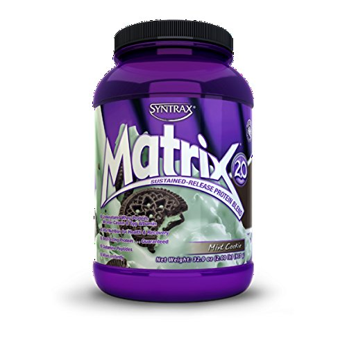 Syntrax Matrix 2.0, Mint Cookie, 2 lb For Sale