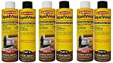Abatron LiquidWood Kit Epoxy Wood Consolidant 6 oz each, Part A & B (Тhrее Pаck)