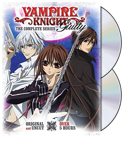 Vampire Knight Guilty: Complete Series (Vampire Knight Anime)