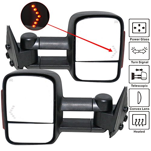 03 chevy towing mirrors - 1