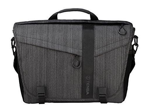 Tenba Messenger DNA 13 Camera and Laptop Bag - Graphite (638-375) - District Messenger