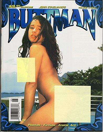 Buttman Full-grown Magazine John Stagliano vol.3#3 2000 MAYARA RODRIGUEZ APRIL FLOWERS RARE