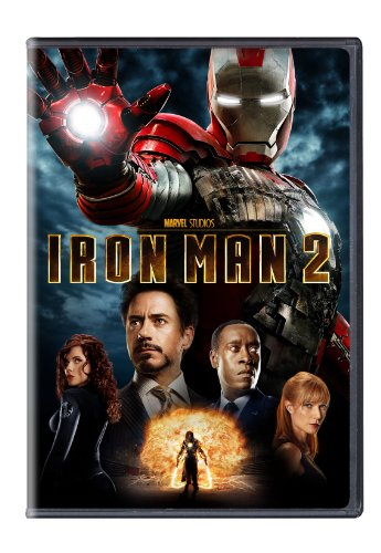 Iron Man 2 (Single-Disc Edition) (Best Iron Man Game For Android)