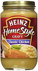 Heinz Chicken Gravy 12 oz, 12 pk