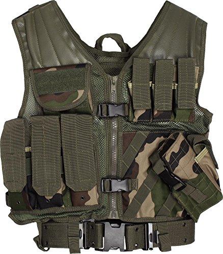 normani USMC SWAT Einsatzweste mit Koppel Equipment