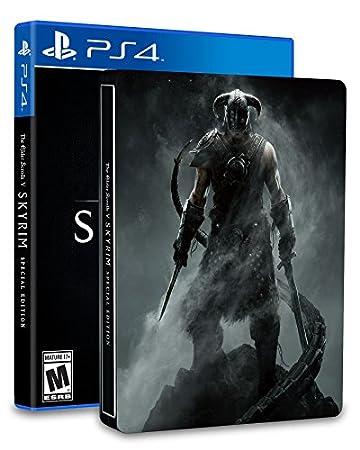 The Elder Scrolls V: Skyrim - SteelBook Edition - PlayStation 4