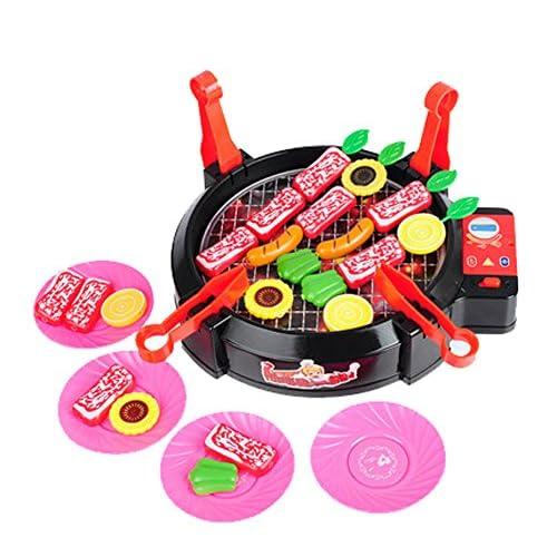 Black Temptation Simulation électrique jouet jouet cuisine jouet pour enfants-A1