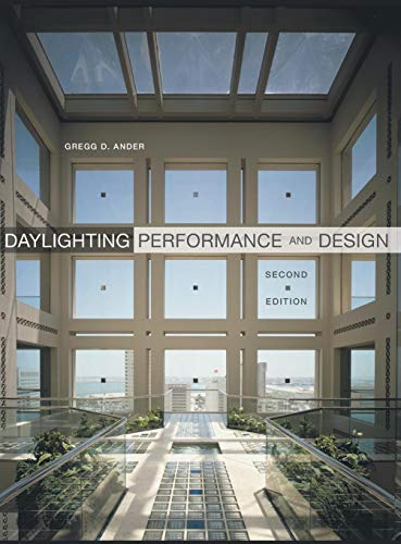 Daylighting Performance and Design