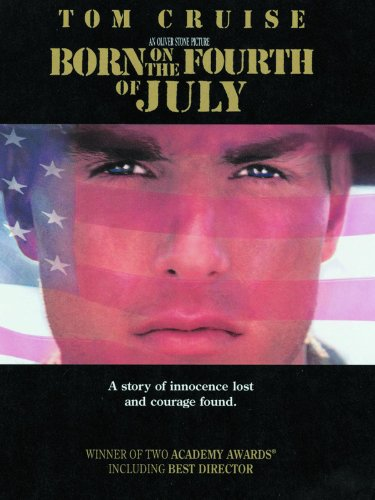 DVD : Born on the Fourth of July