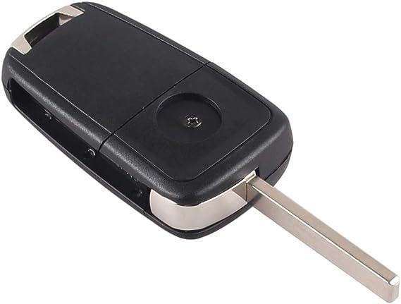Herz Pferd 2 Tasten Fernbedienung Autoschlüssel Gehäuse Elektronik