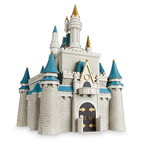Disney Parks Cinderella Castle Monorail Toy - Cinderella World Disney Castle
