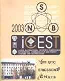 ICEST 2003 : Proceedings of the XXXVIII International Scientific Conference on Information, Communication and Energy Systems and Technologies, , 9545801468