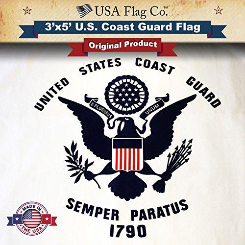 united states coast guard flag - 6