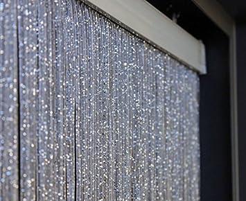 Cirillo Tende Rideau/Moustiquaire en PVC - Modèle Diamante ...