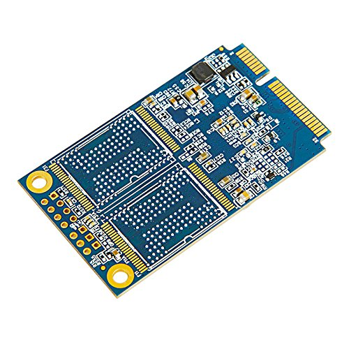 60GB - mSATA III (6Gb/s, mSATA SSD, mSATA III, MLC) mSATA Solid State Drive for Notebooks Tablets and Ultrabooks (60GB) by OSCOO (Image #2)