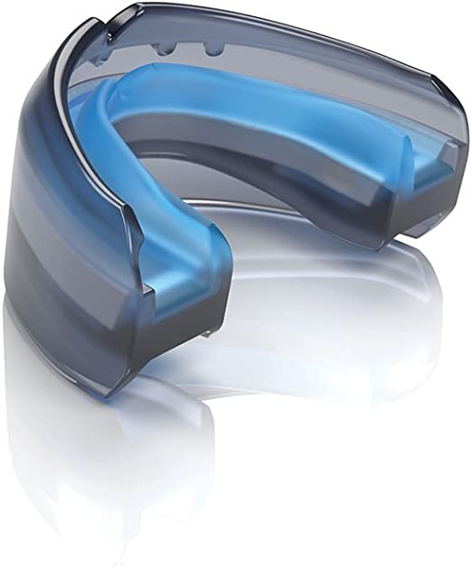 Breathable Channel 2 Sizes Double Protective Mouth Guard Morgan Sports