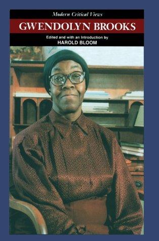 Download Gwendolyn Brooks (Bloom's Modern Critical Views) ebook