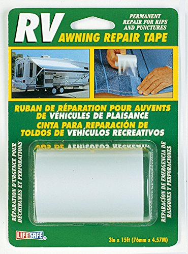 Incom Manufacturing Re3848 3 X 15 Awning Repair Tape