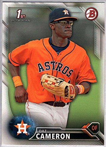 2016 Bowman Prospects #BP1 Daz Cameron Astros MLB Baseball Card NM-MT