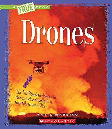Price comparison product image Drones (True Books)