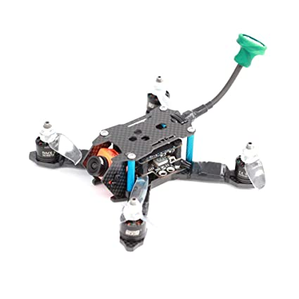 KINGDUO A-MAX Turbo Turtle 147Mm 3 Inch Normal x FPV Marco Kit Racing para