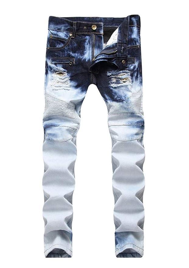 Versaces Hombres Jeans Corte Ajustado Heterosexual Color de ...