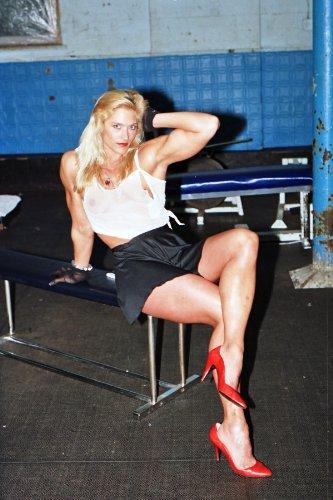 Women's Wrestling DVD - LSP-B3 - Dream Routine - Featuring - Naked Erika