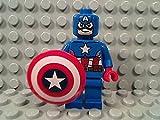 LEGO-CAPTAIN-AMERICA-Hydra-76017-Shield-Marvel-Super-Heroes-Avengers-Assemble
