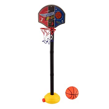 Amazing Kids - Juego de Pelota de Baloncesto portátil con Bola de ...