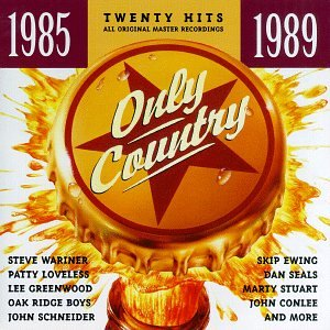 Only Country: 1985-1989 (Series) ()