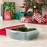 IRIS USA, Inc. BCB-SQ Wreath Storage Box, 3