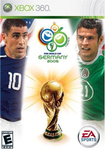 2006 FIFA World Cup - Xbox 360 - Ea Sports Fifa Soccer