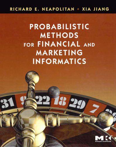 Download Probabilistic Methods for Financial and Marketing Informatics Pdf