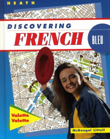 McDougal Littell Discovering French Nouveau: Student Edition Level 1 1998