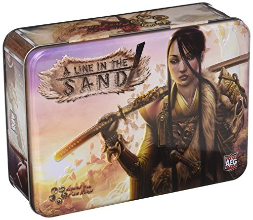 L5R A Line in The Sand Booster Box Display (36-Pack)