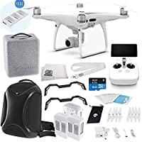 DJI Phantom 4 PRO+ Plus Quadcopter Drone Ultimate Multifunctional Backpack Bundle