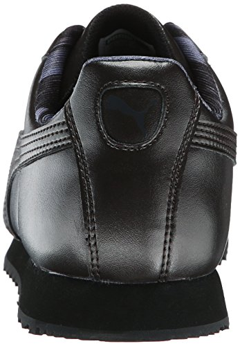 Shadow Dark Roma Metallic Sneaker Puma Women's Black xqPwYRSF