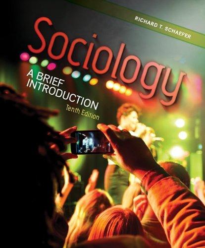 Sociology:Brief Intro.