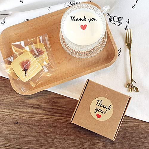 (Letter Print - 10pcs Bag Kraft Paper Seal Paste Printed Thank You Letter Bag Box Envelope Wedding Party - Midi Bedding Sheet Shower Accent Bag Glossy Jumpsuit Chair Jeans)