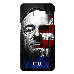 DIY Stylenew style House of Cards Phone Case cover for Samsung Galaxy S6edge&plus 3d hard plastic case