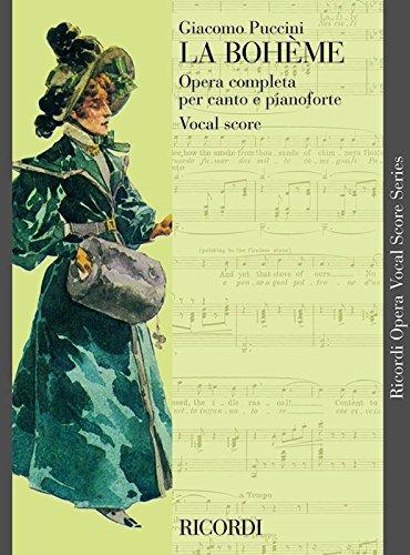 La Boheme (Italien) Broché – Import, 1 janvier 2008 Giacomo Puccini Ricordi 0041154940 Musique