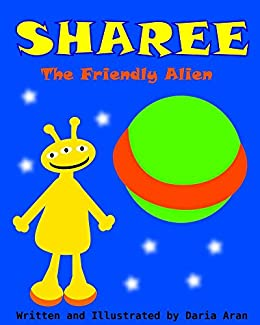 Childrens picture books about aliens