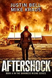 Aftershock: Book 4 in the Thrilling Post-Apocalyptic Survival Series: (Darkness Rising - Book 4)