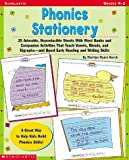 Phonics Stationery, Marilyn Myers Burch, 0439517710