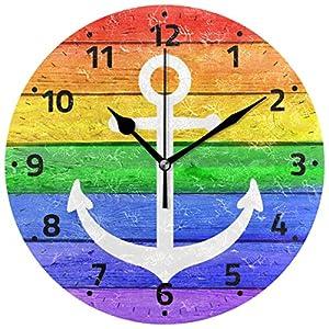 5195A7eEFoL._SS300_ Best Anchor Clocks