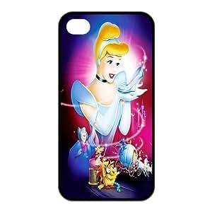 Mystic Zone Princess Cinderella iPhone 6 4.7 Case for iPhone 6 4.7 Cartoon Fits Case KEK06 4.722