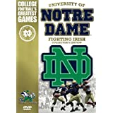 University of Notre Dame Fighting Irish - Collector's Edition
